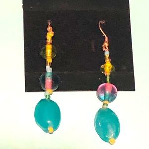 NWT HANGING EARRINGS FORMAL OR BOHO CHIC STYLE